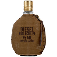 Diesel Fuel For Life Homme avec Poche