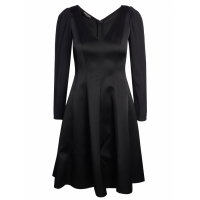 Emporio Armani Women's Long-Sleeved Dress