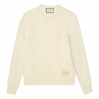 Gucci Men's 'Gg Embroidery' Sweater