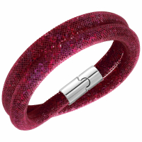 Swarovski Bracelet 'Medium Stardust Red Double'