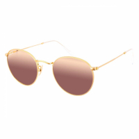 Ray-Ban Lunettes de soleil 'Round Metal'