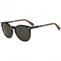 Longchamp Women's 'LO608S (214) HAVANA' Sunglasses