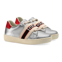 Gucci Girl's 'Logo' Sneakers