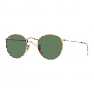 Round Metal' Sunglasses
